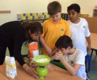 Y6 Cooking Class